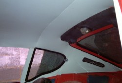 Roof lining