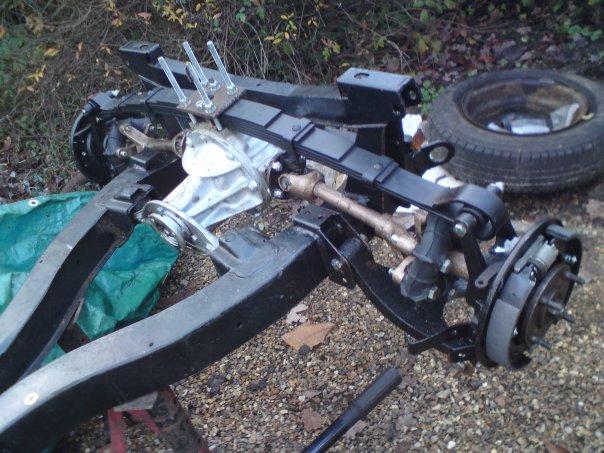 gt6 rear suspension