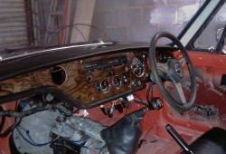 GT6 Mk3 dashboard