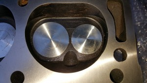 Combustion Chamber for for a GT6, TR6, Triumph 2000