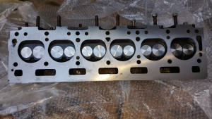 Cylinder head for for a GT6, TR6, Triumph 2000